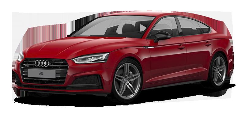Audi A5 спортбек