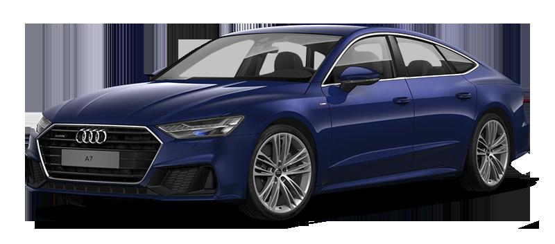 Audi A7 лифтбек