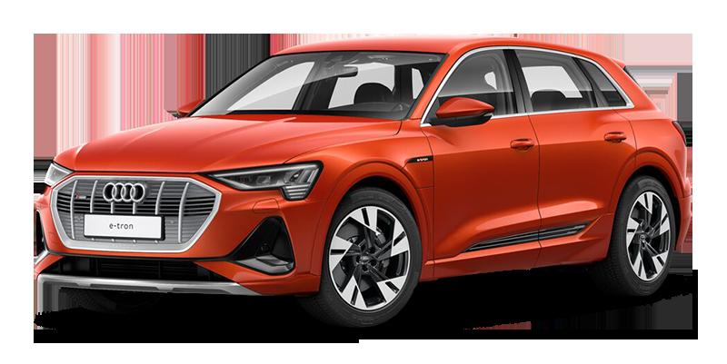 Audi e-tron Внедорожник