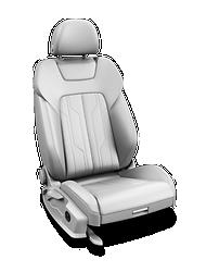 Спортивные передние сидения