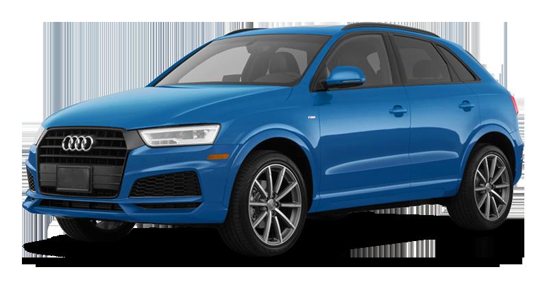 Audi Q3 внедорожник