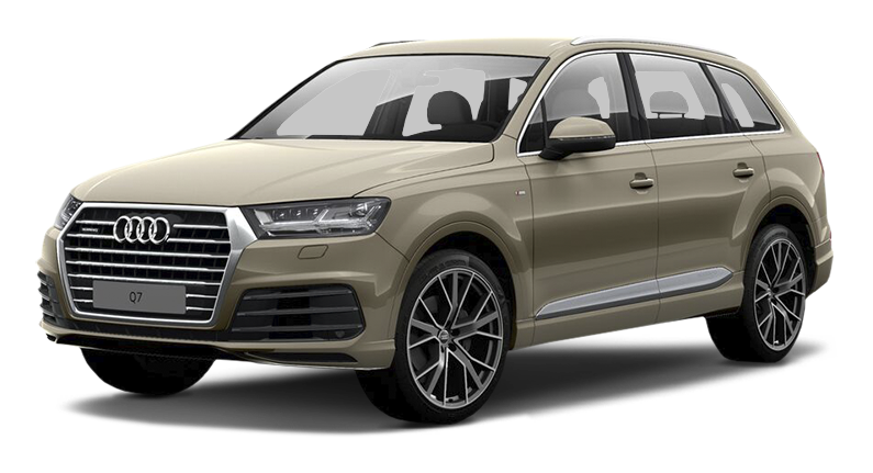 Audi Q7 внедорожник 3 AT 55 TFSI quattro tiptronic