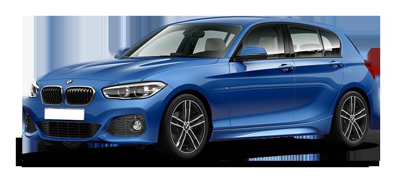 BMW 1 серия хэтчбек 1.5 AT 118i