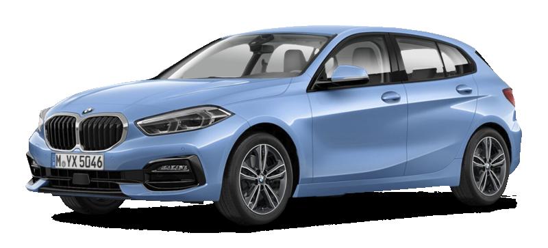 BMW 1 серия хэтчбек