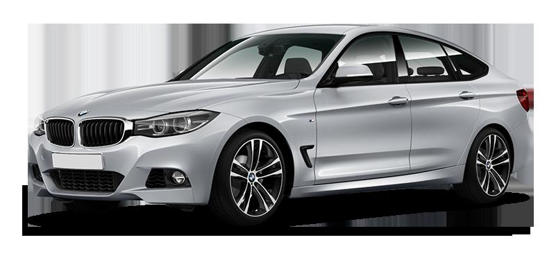 BMW 3 серия GT хэтчбек