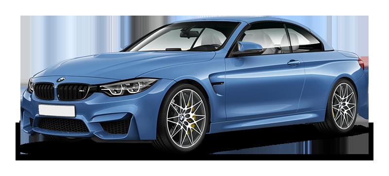 BMW M4 кабриолет 3 MT М4