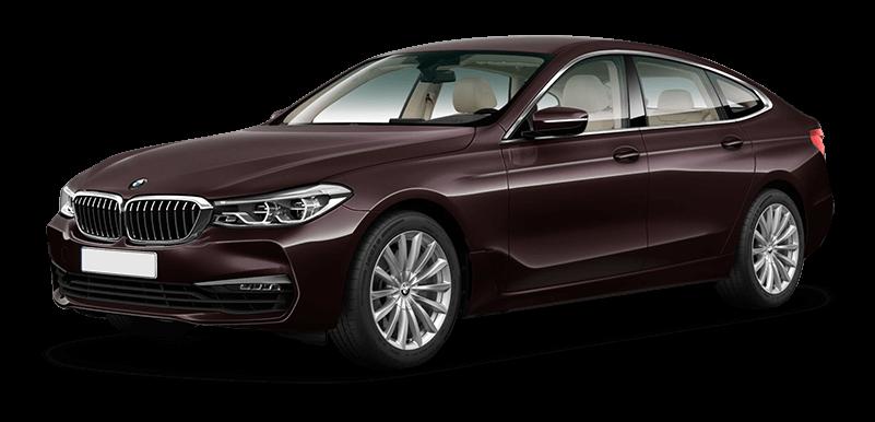 BMW 6 серия GT лифтбек