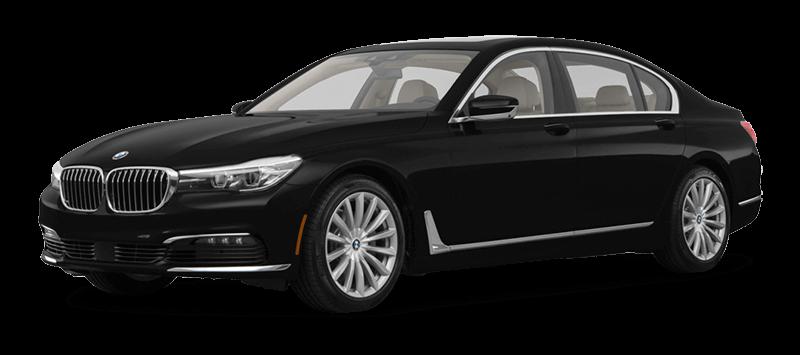 BMW 7 серия Седан