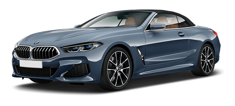 BMW 8 серия Cabrio кабриолет