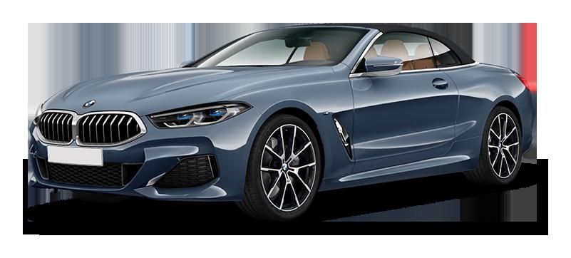 BMW 8 серия кабриолет