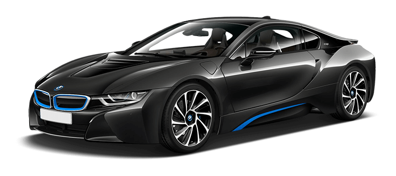 BMW i8 купе