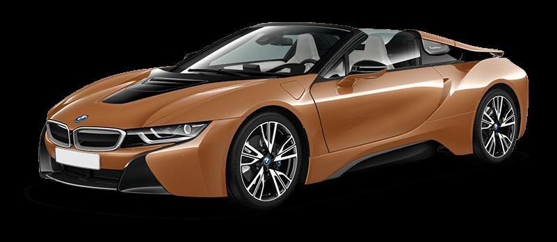 BMW i8 кабриолет
