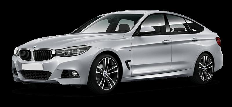 BMW 3 серия GT лифтбек