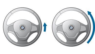 Адаптивное спортивное рулевое управление