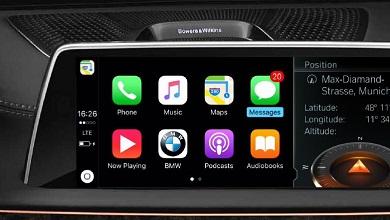 Подготовка к Apple CarPlay
