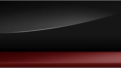 Декоративные планки   'Глянцевый Черный'   Матовые акцентные вставки 'Красный Коралл'