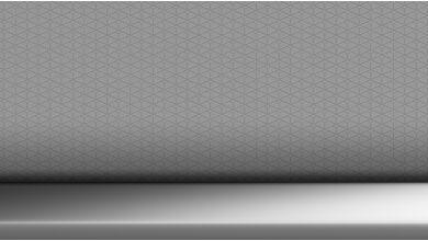 Декоративные планки Aluminium Rhombicle, акцентные вставки Жемчужный Хром