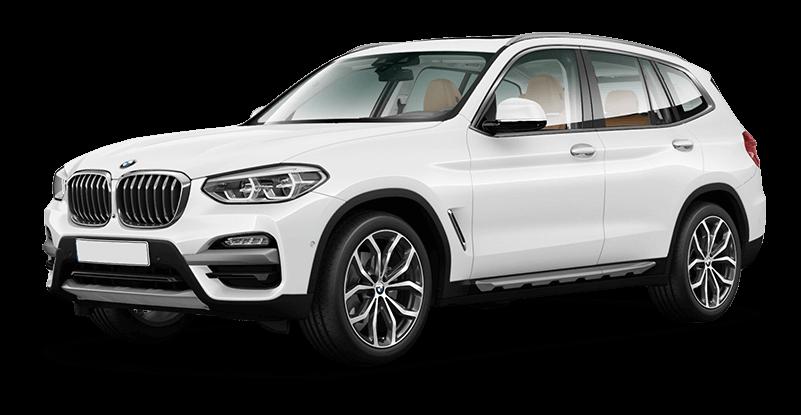 BMW X3 внедорожник