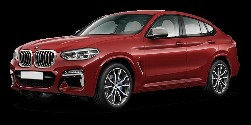 BMW X4 внедорожник 3 AT M40i
