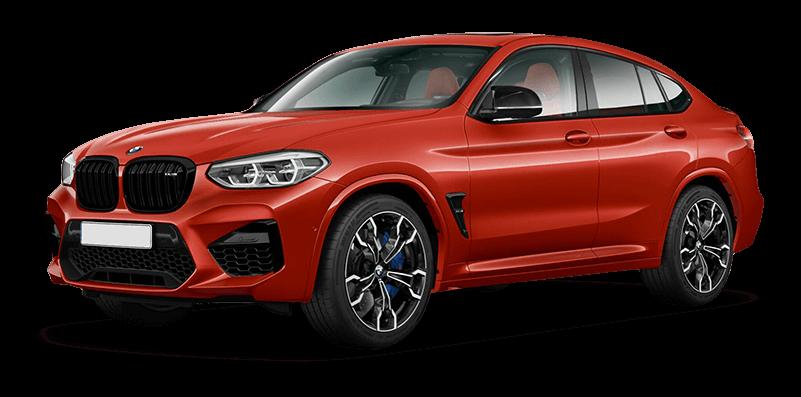 BMW X4 M внедорожник