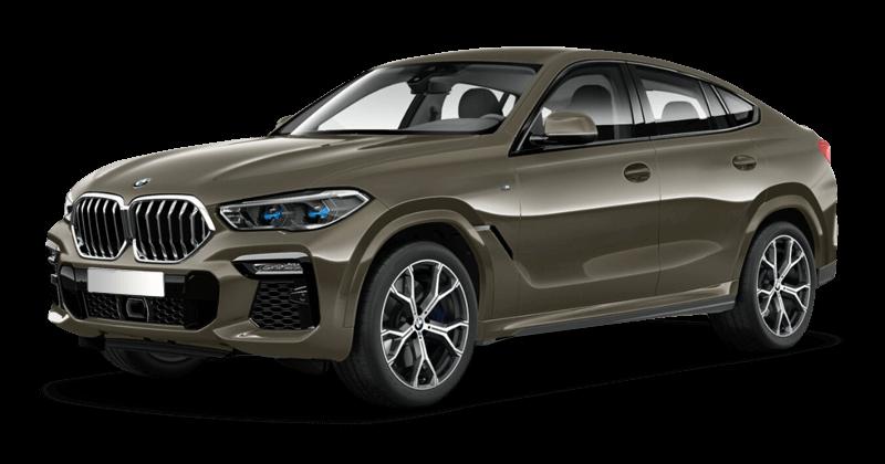 BMW X6 внедорожник
