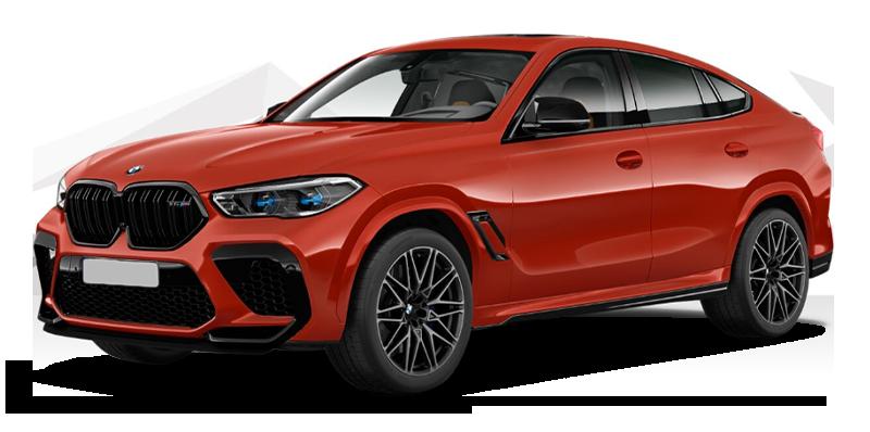 BMW X6 M внедорожник