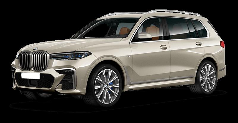 BMW X7 внедорожник