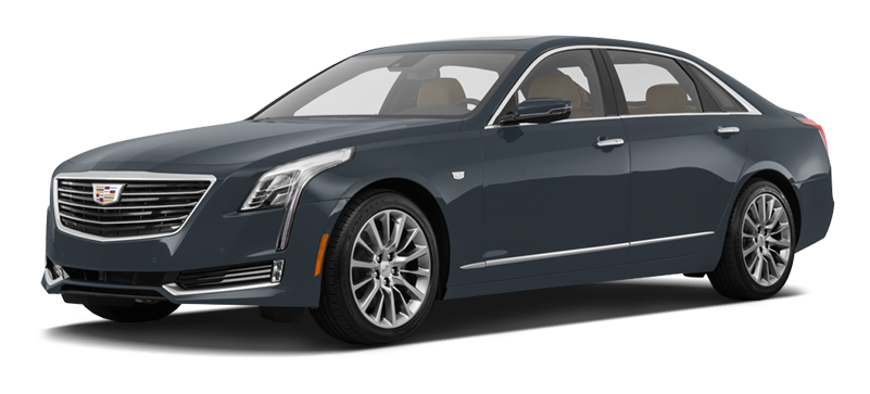 Cadillac CT6 седан 3.6 AT Platinum