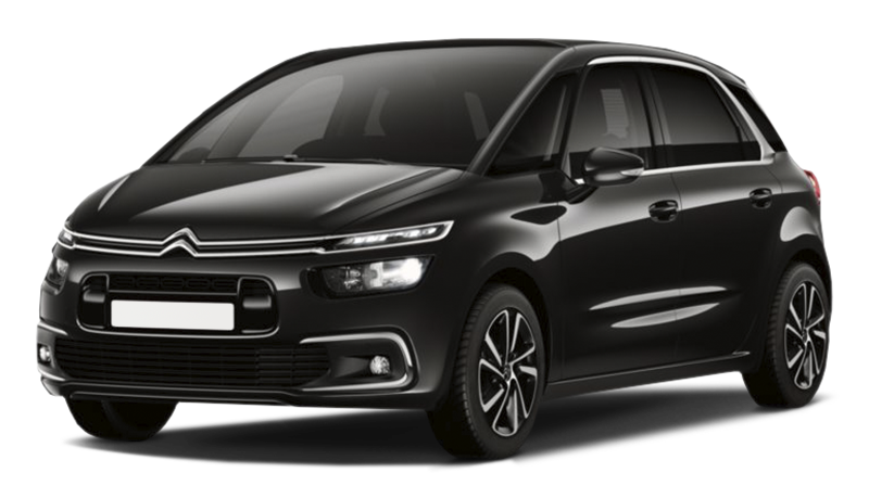 Citroen C4 SpaceTourer минивэн 1.6 AT Feel
