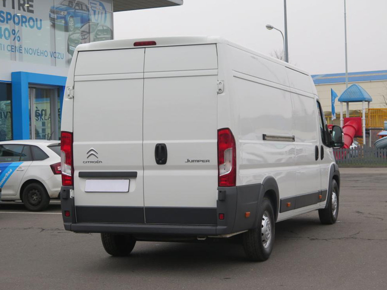 Citroen Jumper минивэн