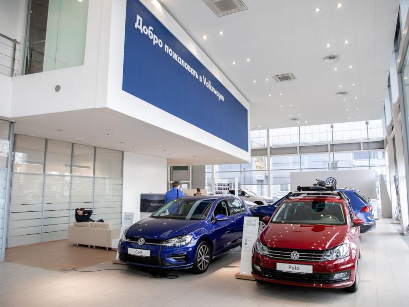 Форсаж Озерки Volkswagen