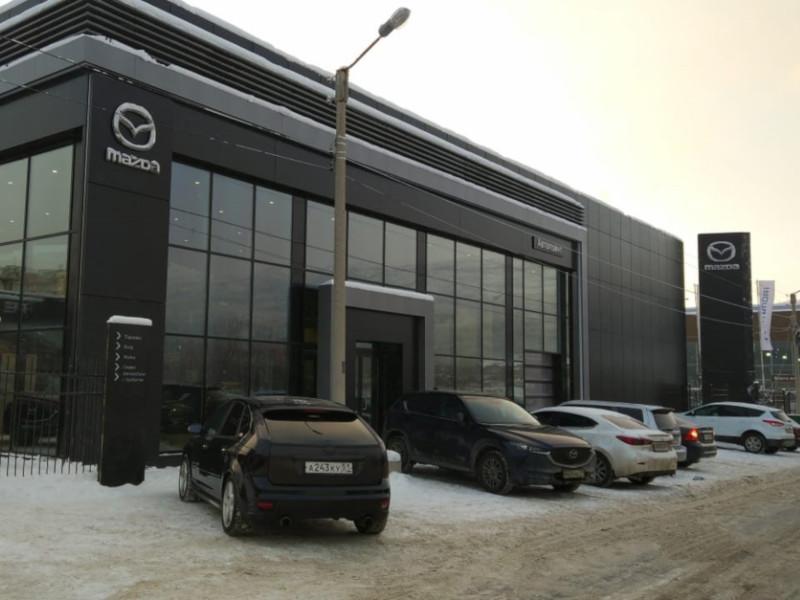 Автопойнт Mazda Мурманск