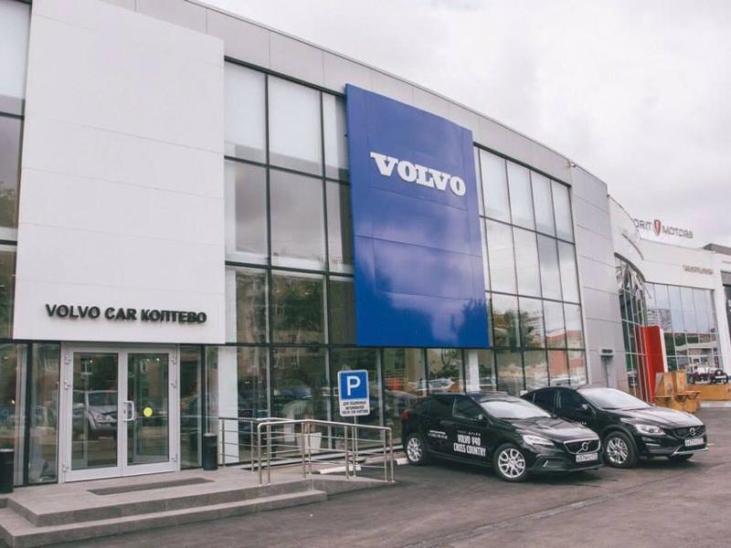 Volvo Car Фаворит