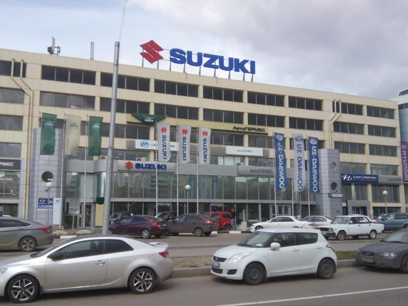 АвтоГЕРМЕС Suzuki ш.Энтузиастов