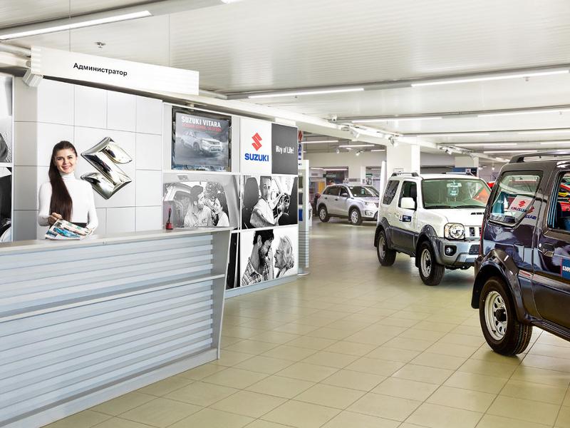 Автосалон сузуки в москве на энтузиастов оформитель документов в автосалон в москве
