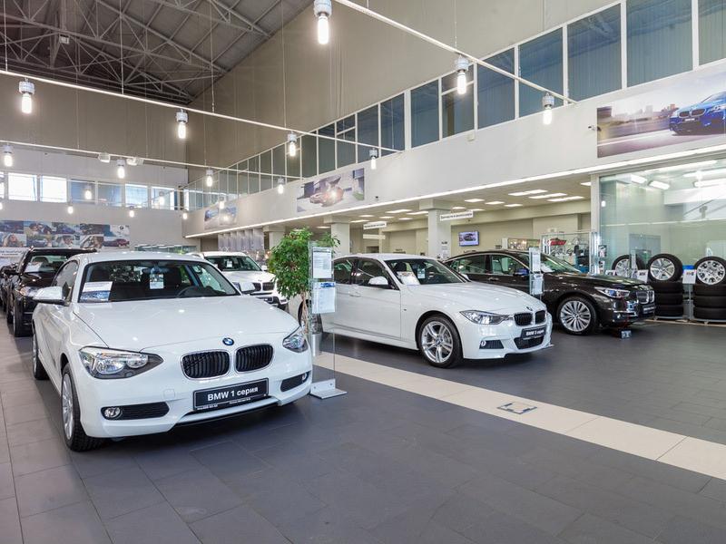 Аксель-Моторс ВО BMW