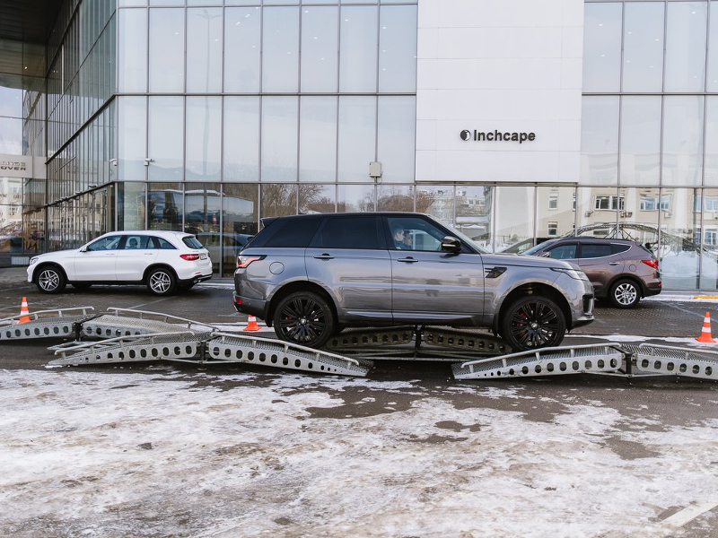 Inchcape Land Rover ЮГ
