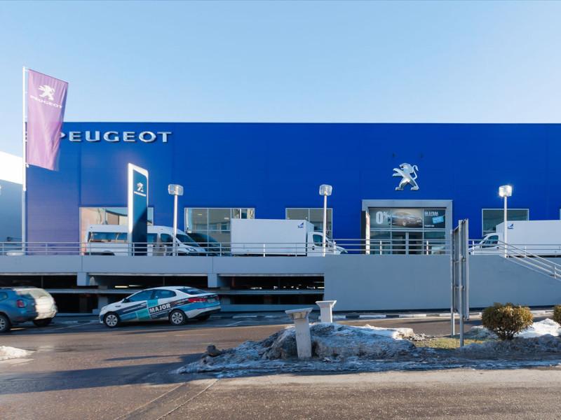 Peugeot Major Новорижский