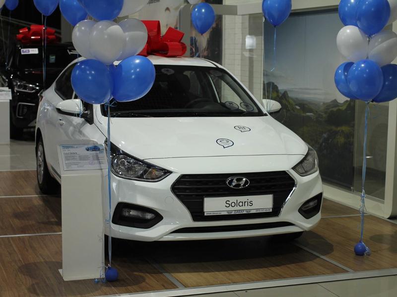 Дакар Невский Hyundai