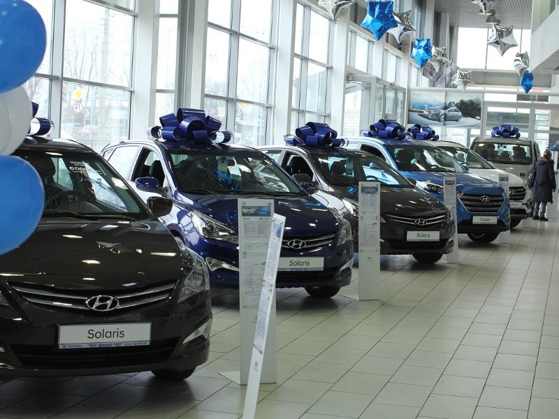 Дакар Пулковское Hyundai