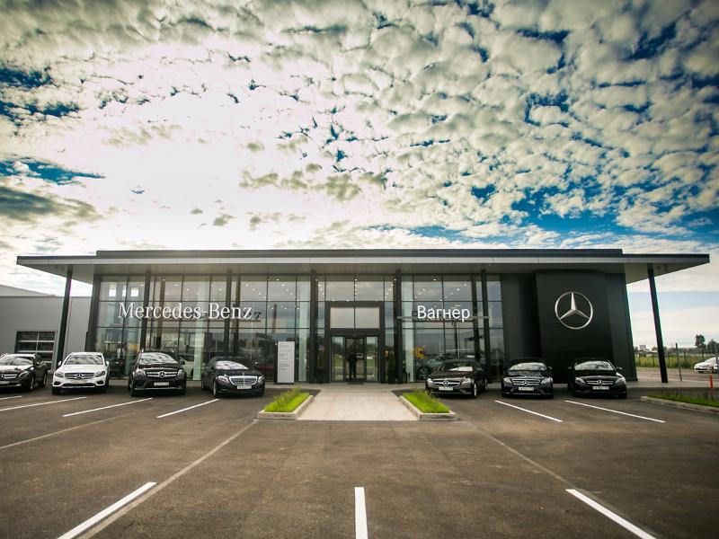 Вагнер Премиум Юг Mercedes-Benz