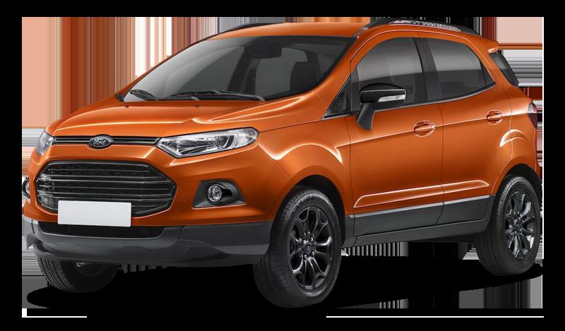 Ford EcoSport внедорожник 1.6 RT Trend
