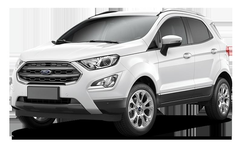 Ford EcoSport внедорожник 1.5 AT Trend
