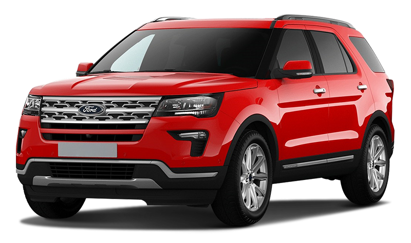 Ford Explorer универсал 3.5 AT Limited Plus