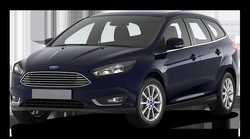 Ford Focus универсал 1.5 AT Titanium