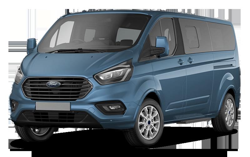 Ford Tourneo Custom микроавтобус