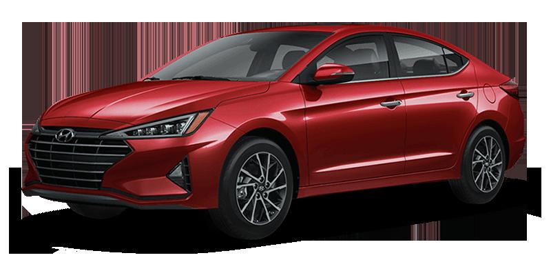 Hyundai Elantra new седан