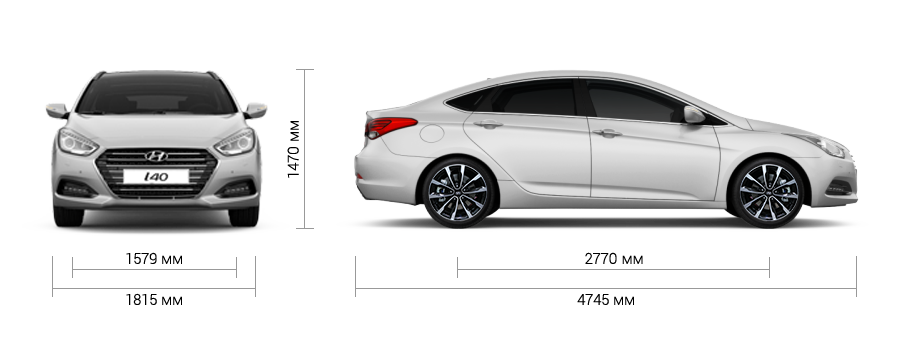 Hyundai i40 технические характеристики