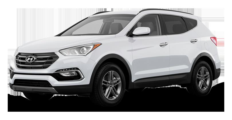 Hyundai Santa Fe внедорожник 2.4 MT Base