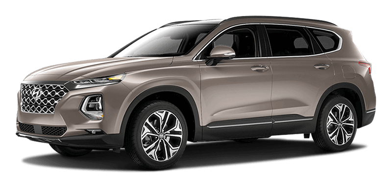 Hyundai Santa Fe внедорожник